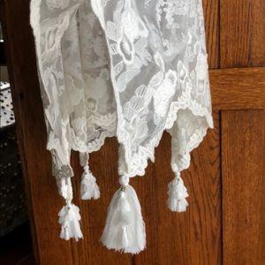 Calypso St. Barth Tops - Calypso St.Barth lace top/camisole /cover up